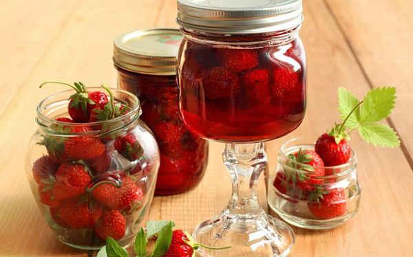 целыми ягодами