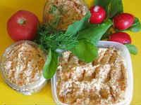 Самый популярный форшмак из селедки - еврейский, классический, с плавленым сыром, яблоком