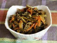 Папоротник по-корейски - рецепты из свежего, соленого, сухого орляка, на зиму