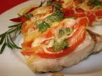 Рыба по-французски - рецепты с картошкой, грибами, помидорами