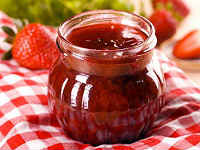 Как приготовить клубничное варенье без варки ягод - рецепты на зиму