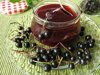 Варенье пятиминутка из черной смородины - рецепты с желе, стаканами, без воды