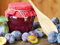 Сливовый джем - рецепты с абрикосами, яблоками, желатином, шоколадом, орехами