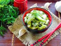 Кабачки, маринованные по-корейски - самые вкусные рецепты