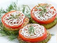 Кабачки, жареные с помидорами - 2 рецепта жареных на сковороде кабачков