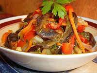 Баклажаны по-корейски - самые вкусные рецепты с морковью, перцем, хе, жареные, быстрые