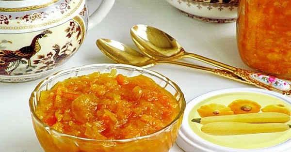 варенье из кабачков рецепты