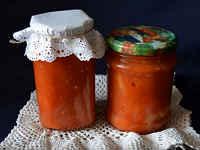 Лечо из болгарского перца с томатной пастой - очень вкусные рецепты на зиму