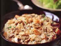 Ризотто с грибами - классические рецепты приготовления