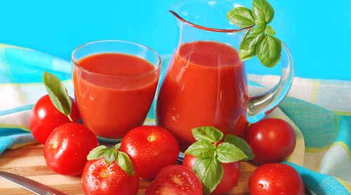 сок из помидоров