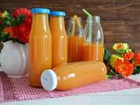Тыквенный сок на зиму - вкусные рецепты в домашних условиях