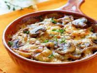 Картофельная запеканка с грибами в духовке - рецепты с фаршем, сыром, курицей, мясом, помидорами