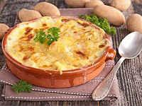Картофельная запеканка с фаршем в духовке — 5 пошаговых рецептов