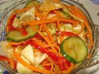 Вкуснейшая капуста по-корейски на зиму - самые вкусные рецепты с морковью, свеклой, огурцом, кусками