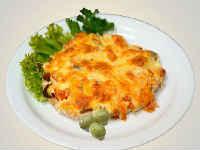 Картошка по-французски с курицей в духовке - 2 пошаговых рецепта