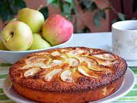 Манник на молоке в духовке - классический рецепт, фото, с яблоками, творогом, изюмом, без муки, шоколадный