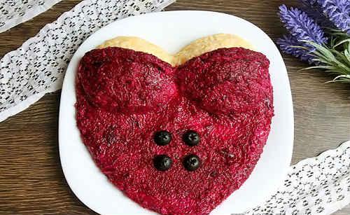любовница рецепт