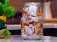 Курица в банке - любимые рецепты сочной курицы в духовке