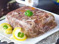 Холодец из свиной рульки - самые вкусные рецепты прозрачного холодца