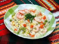 Ризотто с морепродуктами - вкусные классические рецепты