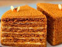Торт Рыжик - 4 лучших классических рецепта в домашних условиях
