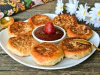 Сырники без муки из творога - вкусные рецепты на сковороде и в духовке