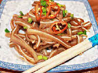 корейский рецепт свиных ушей