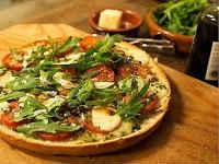 Пицца из лаваша - рецепты в духовке и на сковороде