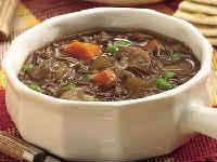 Грибной суп с перловкой - рецепты вкусного супа из грибов