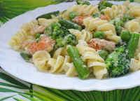 Паста с креветками в чесночно-сливочном соусе - лучшие рецепты
