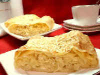 Постный пирог с капустой - простые быстрые рецепты