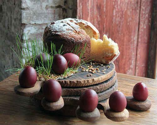 рецепт кулича на кефире