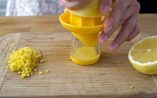 Морковно-лимонный кекс в духовке - рецепт пошаговый с фото