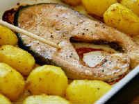 Горбуша с картошкой, запеченная в духовке - рецепты вкусной и сочной рыбы