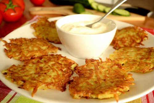 картофельные драники классический рецепт