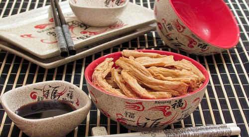 корейская спаржа рецепт