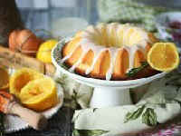лимонный кекс рецепты