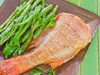 Как очень вкусно приготовить морской окунь на сковороде - рецепты