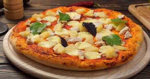 рецепт гавайской пиццы