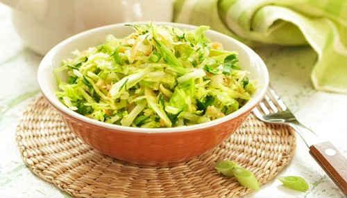 салаты из капусты рецепты