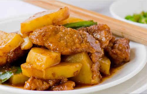 свинина рецепт с картошкой