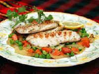 Тилапия в духовке - вкусные рецепты запекания филе рыбы