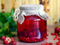 Компот из клубники без стерилизации - рецепты на зиму