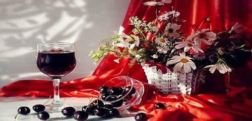 вино из черешни в домашних условиях