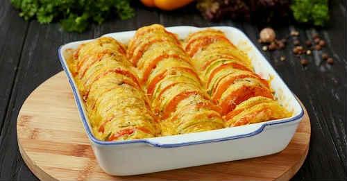 кабачки с помидорами рецепты