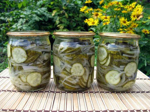 нежинский салат из огурцов на зиму