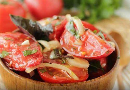 помидоры рецепт маринования