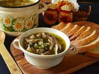 суп из белых грибов рецепты