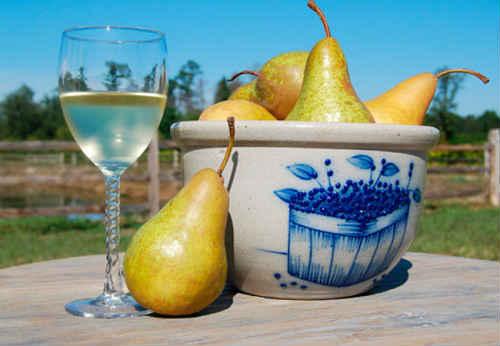 грушевое вино рецепт
