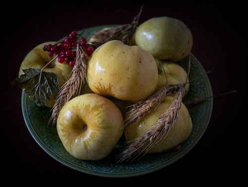 яблоки моченые в домашних условиях
